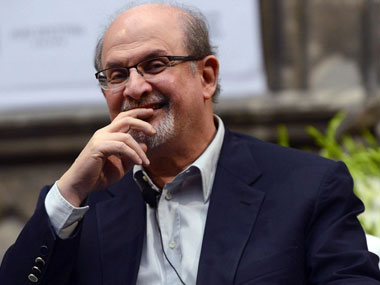 Rushdie dismisses criticism by 'Modi Toadies', says 'liberty my only party'