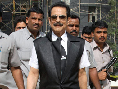Can't pay? SC can call Subrata Roy's bluff by appointing a liquidator