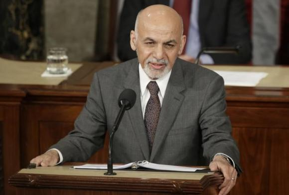 New Afghan president warns of terrible threat from Islamic State