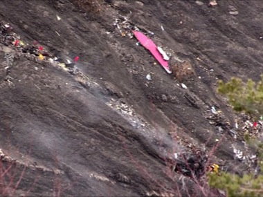 Live Germanwings copilot had nightmares of crashes says exgirlfriend