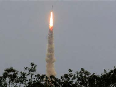 India launches its fourth navigational satellite IRNSS-1D from Sriharikota