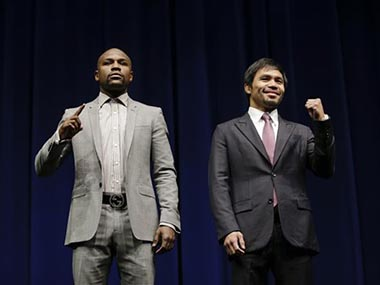 Want to watch MayweatherPacquiao fight Switch off your fridges Philippines tells citizens