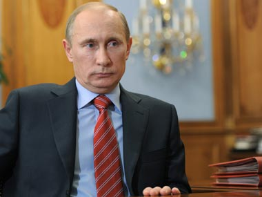 Stab in the back: Vladimir Putin reacts to Turkey downing Russian plane