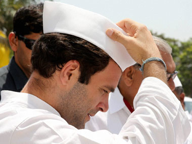 Rahul Gandhi 'on leave', can't appear for RSS defamation case