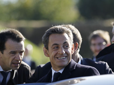 Socialists take dubbing in local French polls Former prez Sarkozy comes out as winner