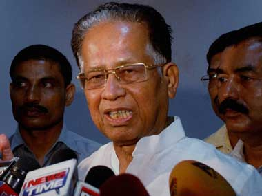 Gogoi seeks special package from Centre to secure justice for all