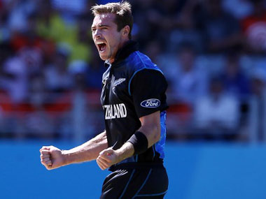 File picture of Tim Southee. AFP
