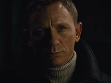 Spectre teaser Its a peek at a dark twisted and refreshing James Bond plot