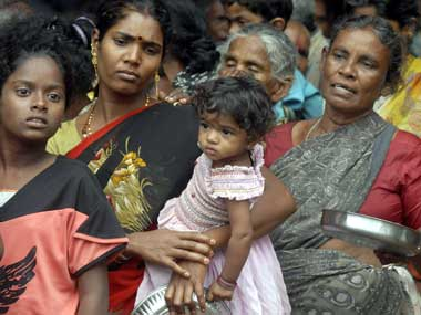 Over half the women in India are anaemic, says a study. Reuters