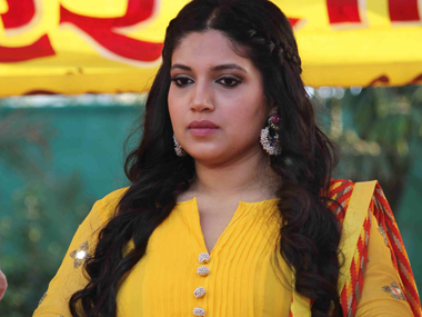 Girls today are comfortable being overweight or plump, says Bhumi Pednekar