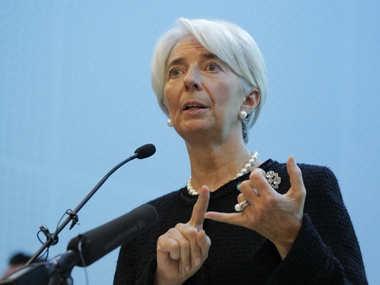 WEF 2018 India should focus on womens inclusion in economy says IMF chief Christine Lagarde