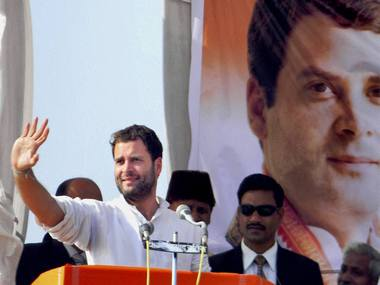 Rahul Gandhi to attend Congress's Kisan rally on 19 April