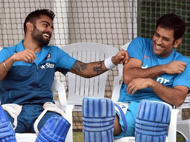 India vs Australia: Virat Kohli deserves credit for showing faith in MS Dhoni, feels Sourav Ganguly