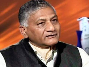 India to expand renewable energy for development says VK Singh