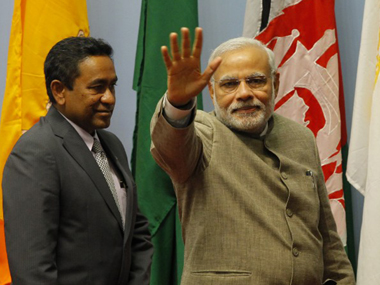 PM Modi cancels trip to Maldives Is it because of Yameen govts rebuttal in Nasheed case