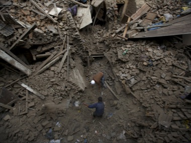 Dying in slow motion The greater horror of Nepal earthquake is now underway