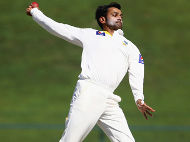 File picture of Mohammad Hafeez. Getty