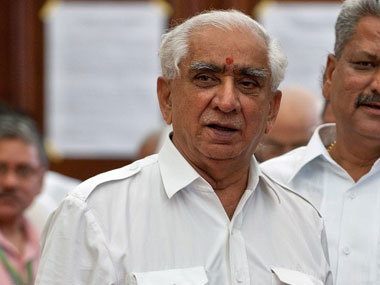 Jaswant Singh in ICU with symptoms of respiratory distress
