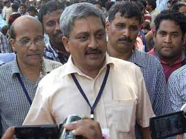 Pacheco case Activist now files police case against Manohar Parrikar