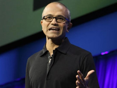All for love When Microsoft CEO Satya Nadella surrendered his Green Card for wife Anu