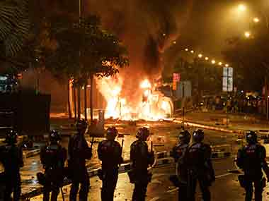 Little India riots: Last Indian national goes on trial in Singapore