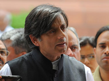 Remarkable gesture by a US President: Tharoor lauds Obama's profile on PM Modi