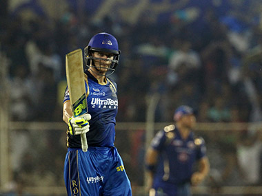File image of Rajasthan Royals' Steven Smith. Sportzpics
