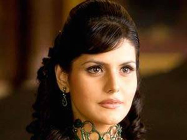 Zarine Khan denies endorsing weight loss pills claims she works very hard in the gym