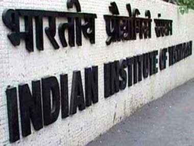 IIT-B student commits suicide, found dead on campus