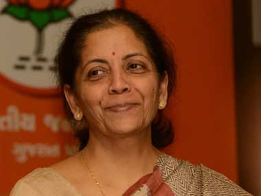 Greece situation could have implications on international currency: Nirmala Sitharaman