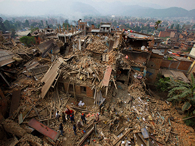 Nepal earthquake More than 300000 houses damaged says UN report