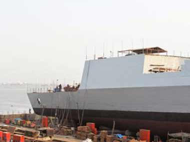 All you need to know about India's newest warship INS Visakhapatnam