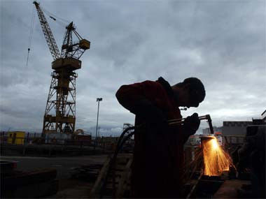Industrial growth slips to 7month low of 32 in May on sluggish performance of manufacturing and power sectors