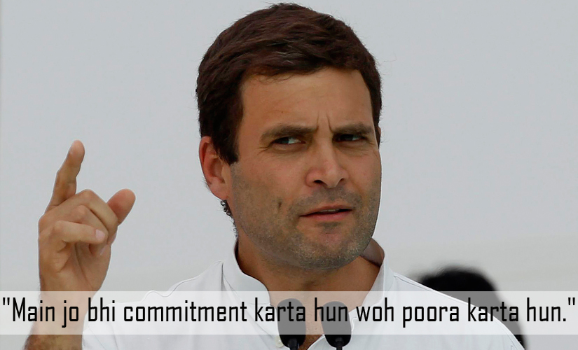 The dialogues that have made Rahul Gandhis comeback a huge hit