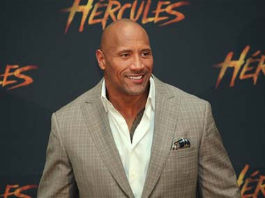 Dwayne 'The Rock' Johnson to receive a star on Hollywood Walk of Fame