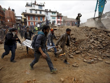 Angry Nepal quake survivors loot relief convoys blame slow aid efforts