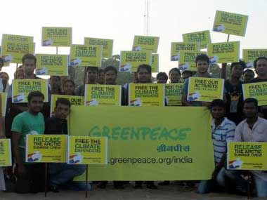 Delhi HC seeks Centre reply on Greenpeace plea against a/c freeze