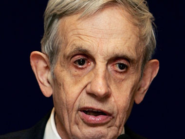 Mathematician John Nash, famously portrayed in film 'A Beautiful Mind', dies in car crash