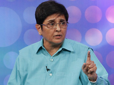Not being allowed to praise Puducherry Lt Governor Kiran Bedi Oppn AINRC stages walkout