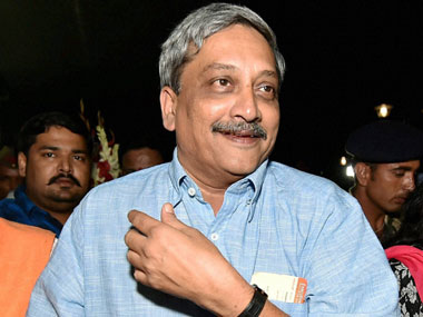 Parrikar stands by his terrorist remark, says attackers should be paid back in the same