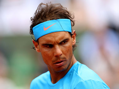 Rafael Nadal admits that he almost destroyed his wrist at French Open last year