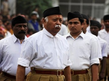 File Photo of the RSS. AFP