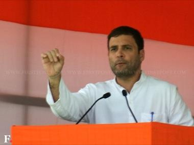 Rahul Gandhi warns Modi: Not scared of you or your 5-6 friends in suits
