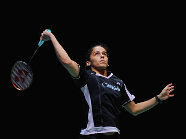File picture of Saina Nehwal. Getty