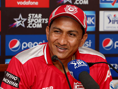 File picture of Sanjay Bangar. BCCI