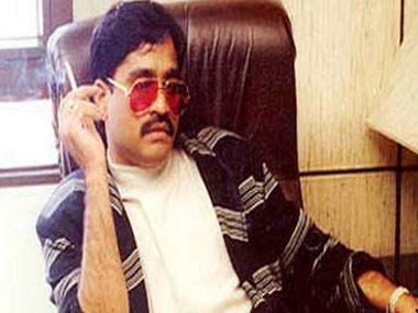Underworld don Dawood Ibrahim.