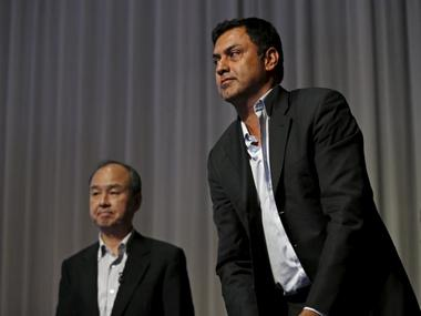 Nikesh Aroras hawk eye replaced Softbank may dilute investments in India
