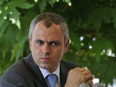 Modi's attacks on previous govts part of 'me, myself and I alone' syndrome: Omar Abdullah