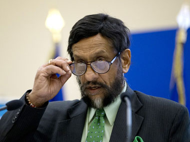 TERI's internal panel finds RK Pachauri guilty of sexually harassing colleague