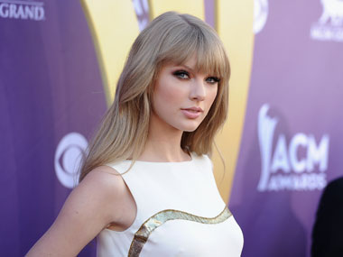 Taylor Swift. Getty Images